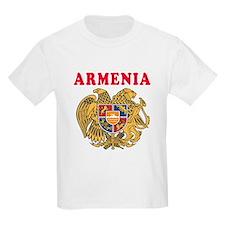 Armenia Coat Of Arms Designs T-Shirt