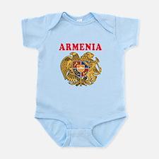 Armenia Coat Of Arms Designs Infant Bodysuit