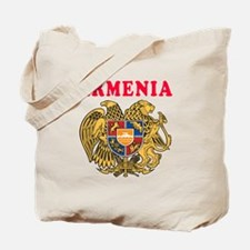 Armenia Coat Of Arms Designs Tote Bag