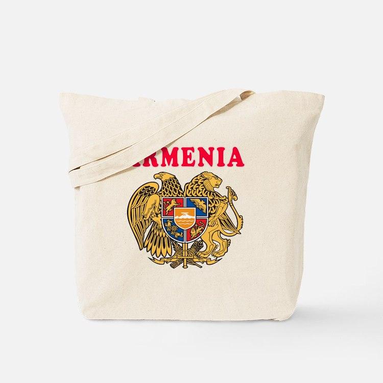 Armenia Coat Of Arms Designs Tote Bag