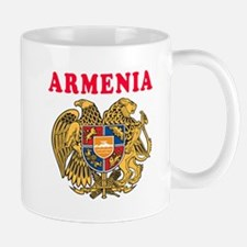 Armenia Coat Of Arms Designs Mug