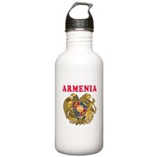 Armenia Coat Of Arms Designs Water Bottle