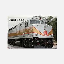Just loco: railway locomotive, Grand Canyon 2 Rect