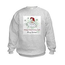 Merry Christmas (Vietnamese) Sweatshirt