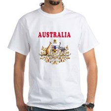 Australia Coat Of Arms Designs Shirt