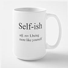 Self-ish Mug