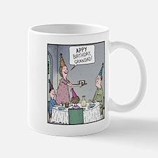 APPY Birthday, Grandad Mug