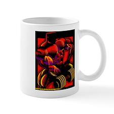 GYM MONSTER Curl Mug