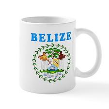 Belize Coat Of Arms Designs Mug