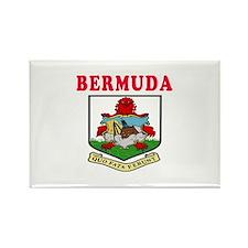 Bermuda Coat Of Arms Designs Rectangle Magnet