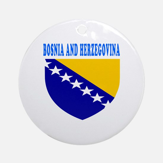 Bosnia and Herzegovina Coat Of Arms Designs Orname