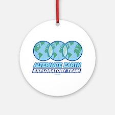 Alternate Earth Ornament (Round)