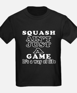 Squash ain't just a game T