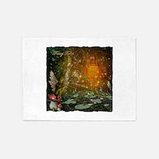 Fairy Tales 5'x7'Area Rug