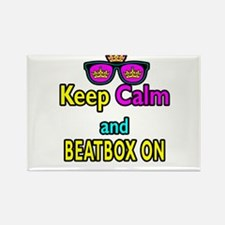 Crown Sunglasses Keep Calm And Beatbox On Rectangl
