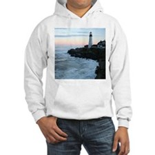 Portland Head Lighthouse at Sunset Hoodie