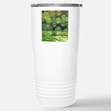 Spring Creation Abstract Travel Mug
