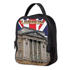 Unique Buckingham palace Neoprene Lunch Bag