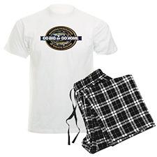 Go Big Or Go Home Walleye Pajamas