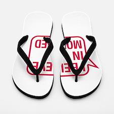 I Believe In Mohamed Flip Flops