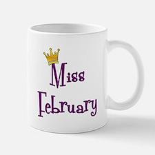 Miss February Mug