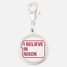 I Believe In Nixon Charms
