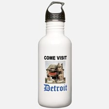 DETROIT Water Bottle