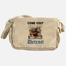 DETROIT Messenger Bag