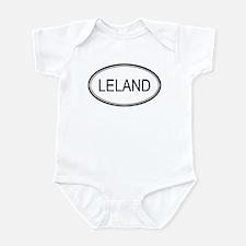 Leland Oval Design Infant Bodysuit