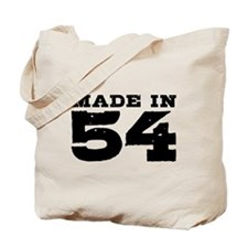 Made In 54 Tote Bag
