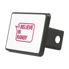 I Believe In Randy Hitch Cover