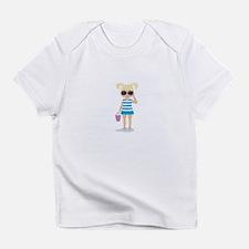 Blonde Beach Days Infant T-Shirt