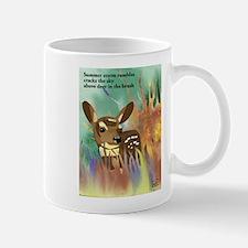 Fawn-Haiku.jpg Mug