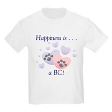 Happiness is...a BC Kids T-Shirt