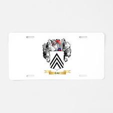 Cody Aluminum License Plate