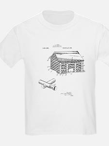 Toy Log Cabin T-Shirt