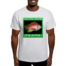 Feed The World Tilapia T-Shirt