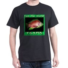 Feed The World Tilapia T-Shirt