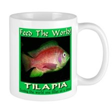Feed The World Tilapia Mug