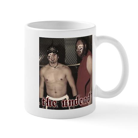 The Undead tag team promo!!! Mug