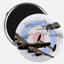 Spitfire and Lancaster Magnet