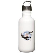 Spitfire and Lancaster Water Bottle