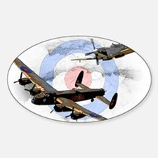 Spitfire and Lancaster Decal