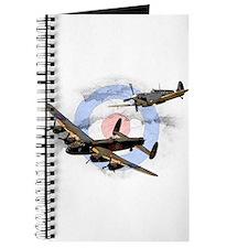 Spitfire and Lancaster Journal