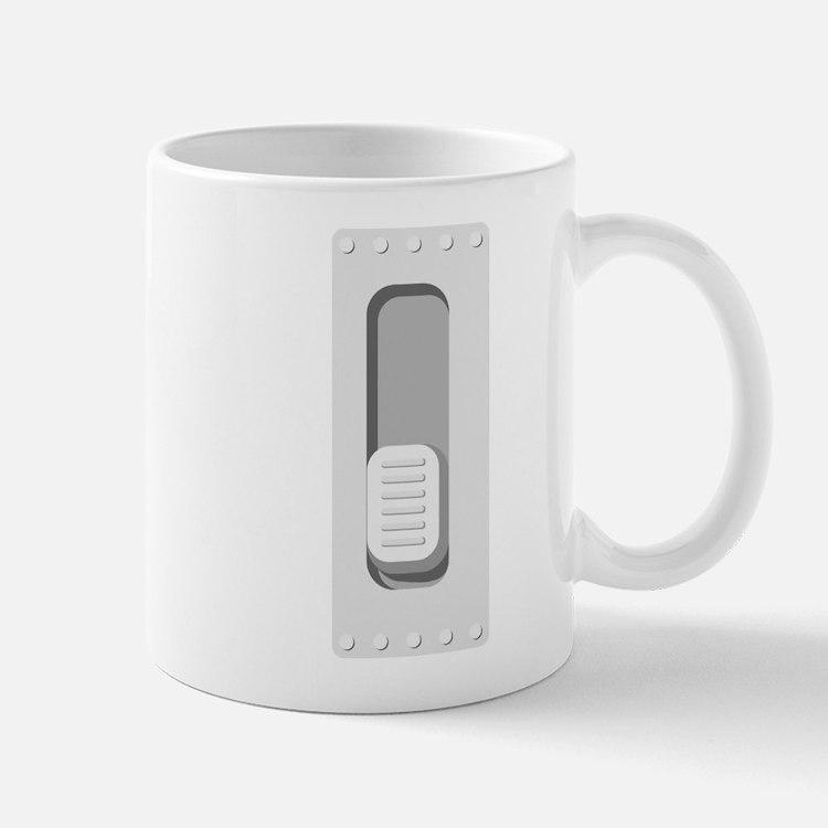 Cute Modern slider Mug