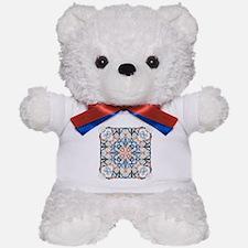 Cobblestone Crosstitch Spellbound Teddy Bear