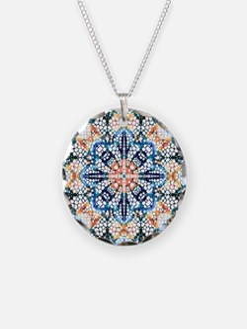 Cobblestone Crosstitch Spellbound Necklace