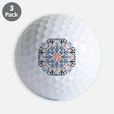 Cobblestone Crosstitch Spellbound Golf Ball