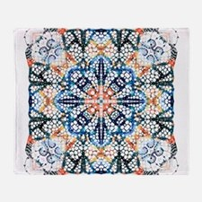 Cobblestone Crosstitch Spellbound Throw Blanket