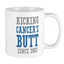 Cancers Butt Since 2007 Mug